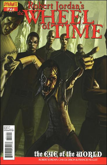 Robert Jordan's Wheel of Time: The Eye of the World (2010) 27-A by Dynamite Entertainment