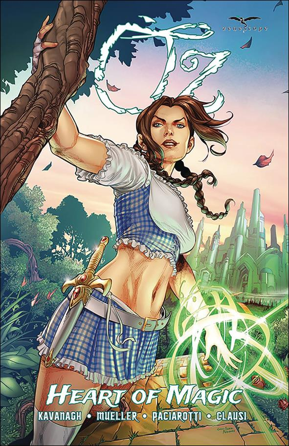 Oz: Heart of Magic nn-A by Zenescope Entertainment