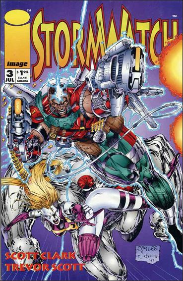 StormWatch (1993) 3-A by Image