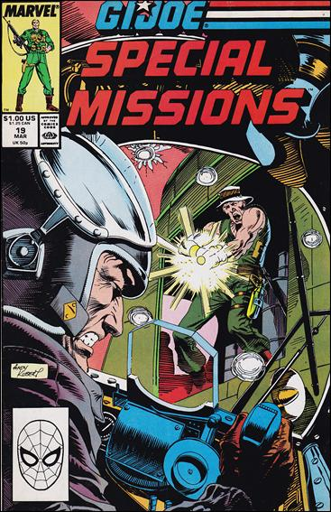 G.I. Joe: Special Missions (1986) 19-A by Marvel