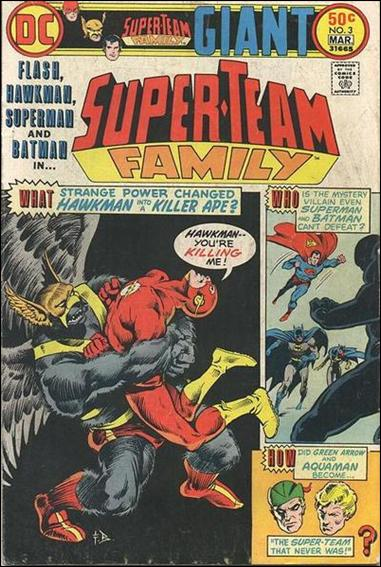 Super-Team Family 3-A by DC