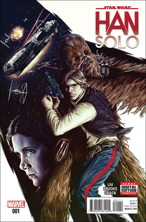 Han Solo 1-A by Marvel