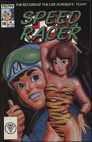 Speed Racer (1987) 16-A