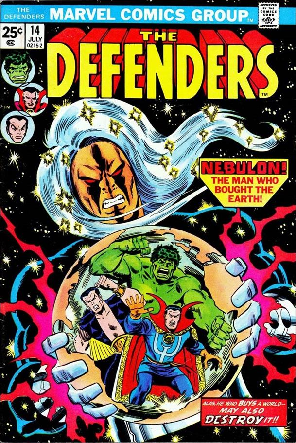 Defenders (1972) 14-A by Marvel