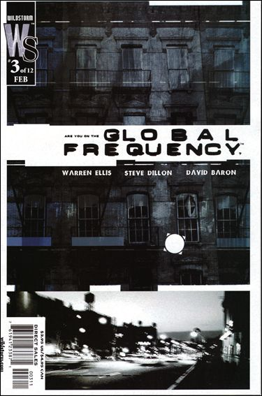 Global Frequency 3-A by WildStorm