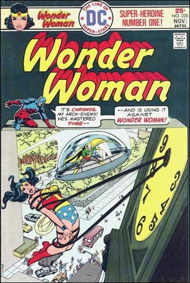 Wonder Woman (1942) 220-A by DC