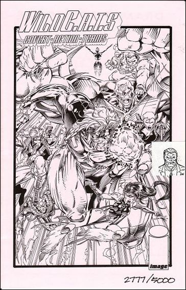 WildC.A.T.s: Covert Action Teams 1-D by Image