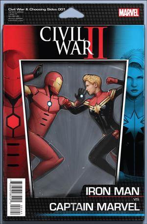 Civil War II: Choosing Sides 1-E