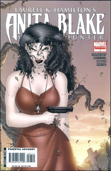 Anita Blake, Vampire Hunter - Guilty Pleasures 7-A by Marvel