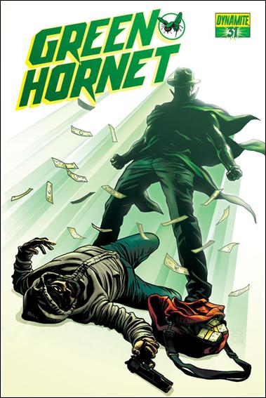 Green Hornet (2010) 31-B by Dynamite Entertainment