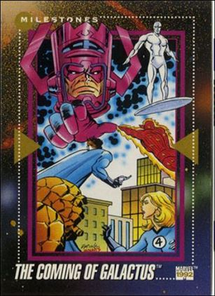 Marvel Universe: Series 3 (Base Set) 196-A