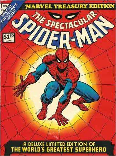 Marvel Treasury Edition 1-A by Marvel