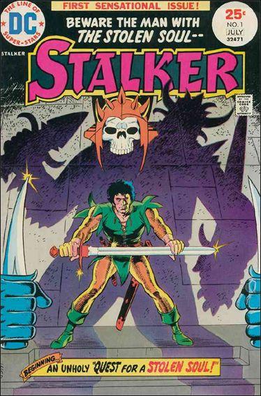 Stalker 1-A by DC