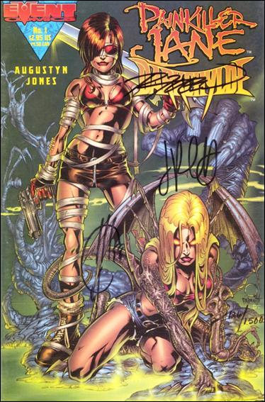 Painkiller Jane/Darkchylde 1-F by Event Comics