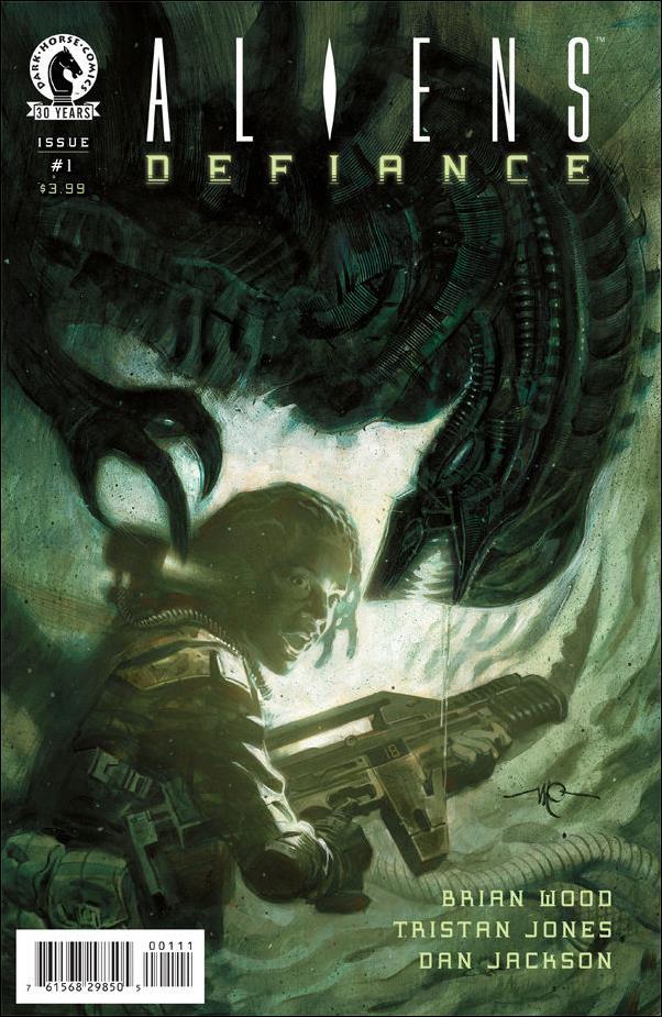 Aliens: Defiance 1-A