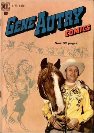Gene Autry Comics (1946) 31-A