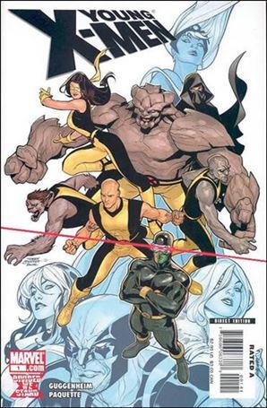 Young X-Men 1-B
