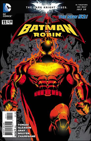Batman and Robin (2011) 11-A by DC