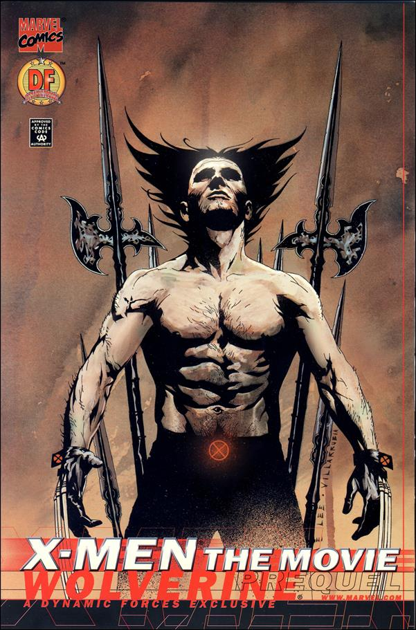 X-Men Movie Prequel: Wolverine 1-C by Marvel