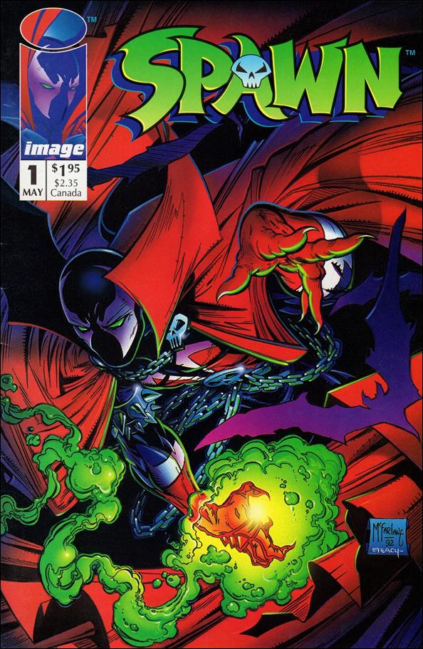 Spawn 1-A by Image