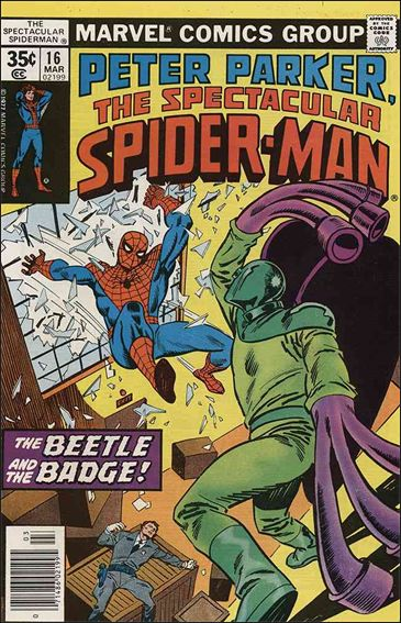 Spectacular Spider-Man (1976) 16-A by Marvel