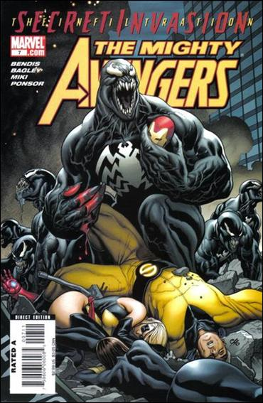 Mighty Avengers (2007) 7-A by Marvel