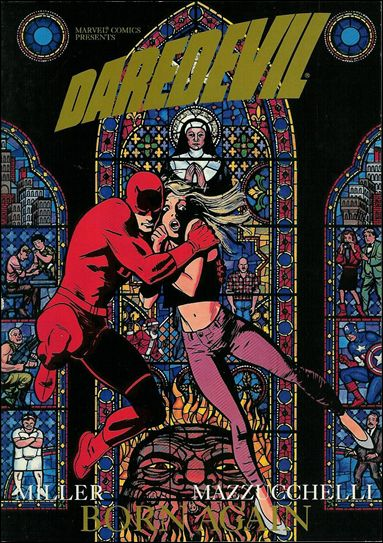 Daredevil: Born Again 1-C by Marvel