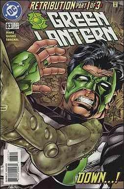 Green Lantern (1990) 83-A by DC