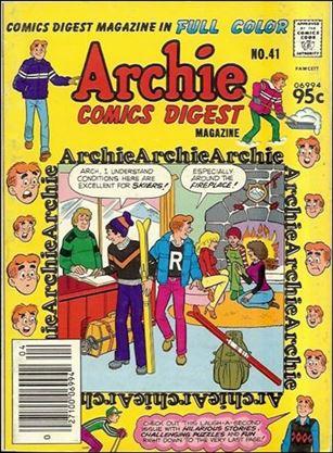 Archie Comics Digest Magazine 41-A