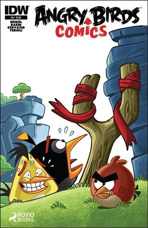 Angry Birds Comics 8-A