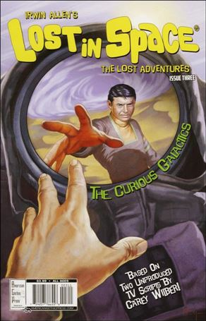 Irwin Allen's Lost in Space: The Lost Adventures 3-A