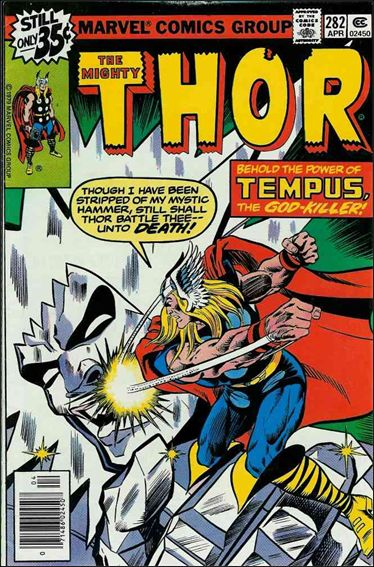 Thor (1966) 282-A by Marvel