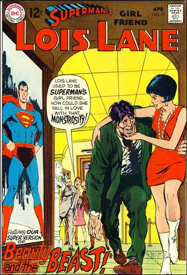 Superman's Girl Friend Lois Lane 91-A by DC