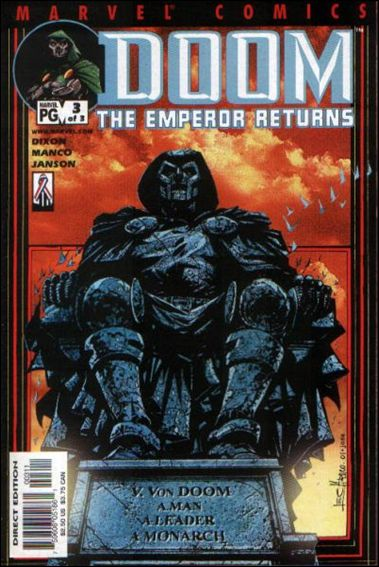 Doom: The Emperor Returns 3-A by Marvel