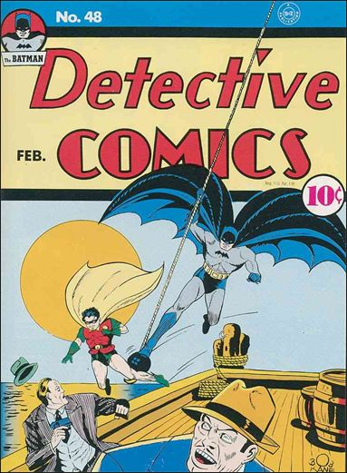 Detective Comics (1937) 48-A by DC