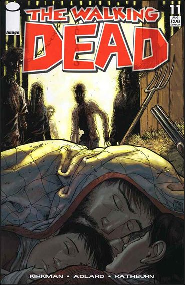 Walking Dead (2003) 11-A by Skybound Entertainment