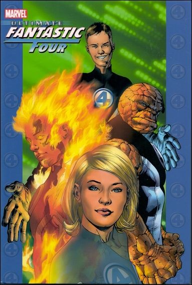 Ultimate Fantastic Four 1-A by Marvel