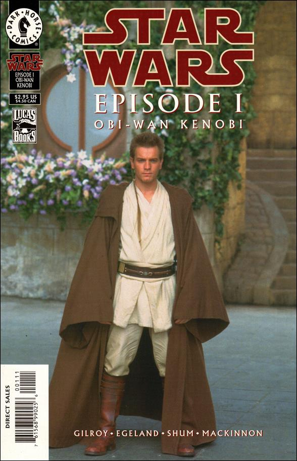 Star Wars: Episode I Obi-Wan Kenobi nn-B by Dark Horse