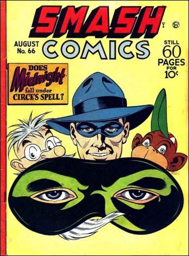 Smash Comics (1939) 66-A by Quality