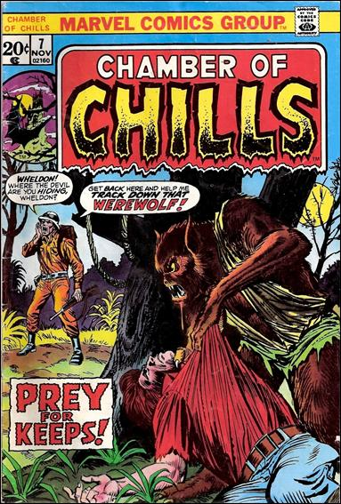 Chamber of Chills (1972) 7-A by Marvel