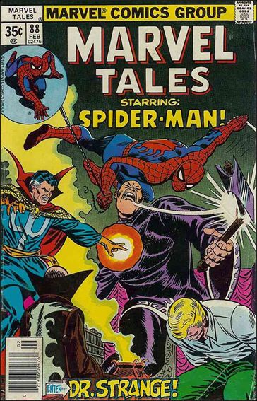 Marvel Tales (1966) 88-A by Marvel