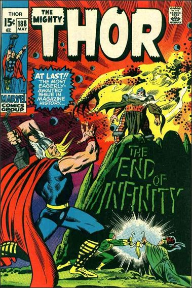 Thor (1966) 188-A by Marvel