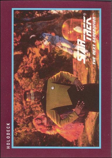 Star Trek 25th Anniversary: Series 1 (Base Set) 106-A by Impel