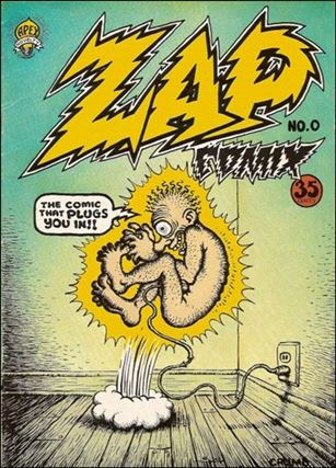 Zap Comix 0-B
