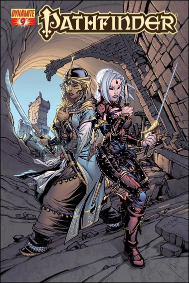 Pathfinder 9-B by Dynamite Entertainment