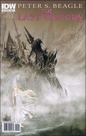 Last Unicorn 5-A by IDW