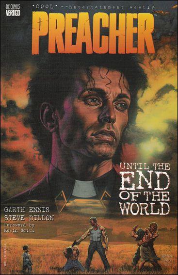 Preacher (1996) 2-B by Vertigo