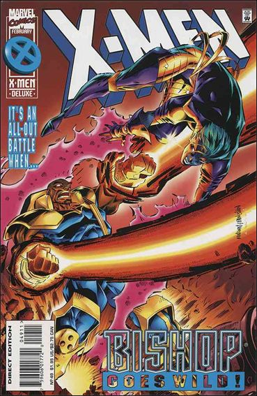 X-Men (1991) 49-A by Marvel