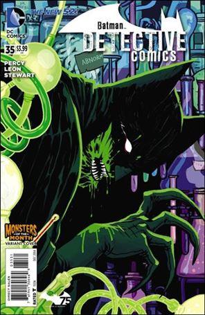 Detective Comics (2011) 35-E