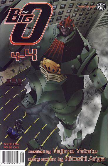 Big O Part 4 4-A by Viz